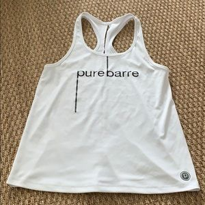 SPLITS59 Pure Barre tank